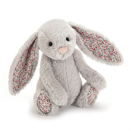 Jellycat Blossom Silver Bunny-1