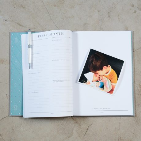Write To Me Baby Journal-4
