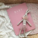 Write To Me Pink Baby Journal