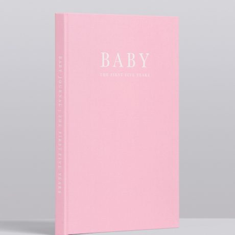 Write To Me Pink Baby Journal-6