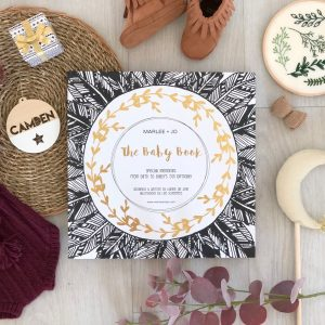 Marlee + Jo The Baby Book Limited Edition