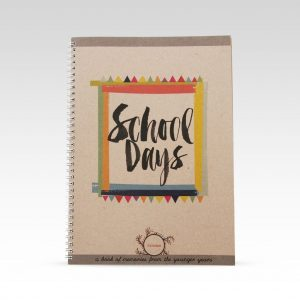 Rhicreative School Days Book