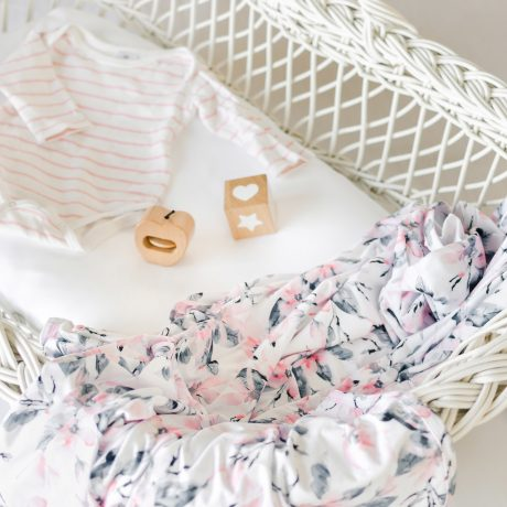 Mod & Tod Baby Stretchy Swaddle-1