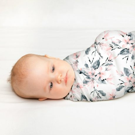 Mod & Tod Baby Stretchy Swaddle-3