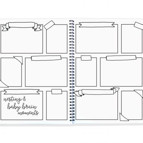 Blueberry Co Baby Shower Pack-1